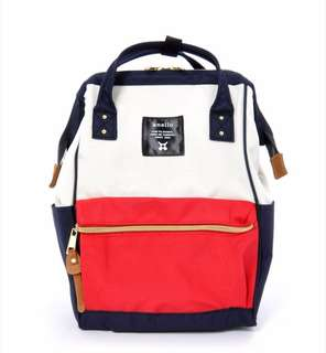 Anello Hinge Clasp Mini Backpack