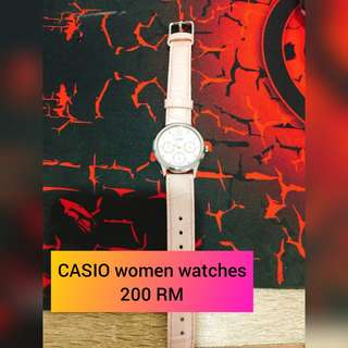 CASIO WATCHES good quality