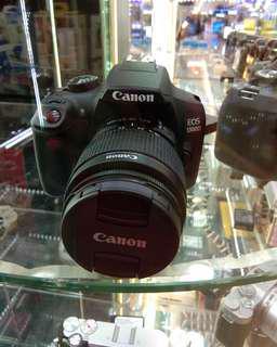 Kredit Kamera Canon DSLR 1300D