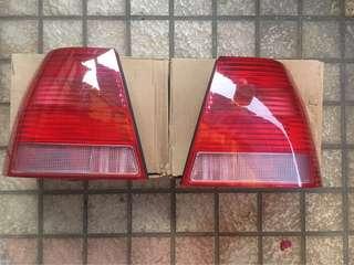 2手VW福斯 BORA 99-06 後燈 尾燈 一組