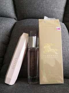 Authentic Burberry Body Tender perfume set