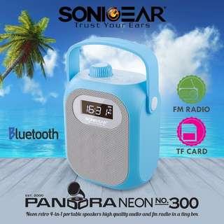 [SonicGear] Pandora Neon 300