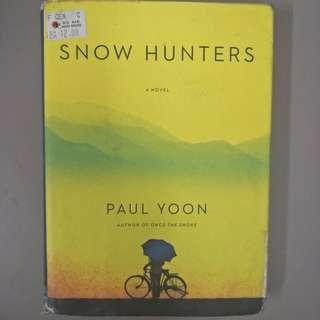 Snow Hunters (By Paul Yoon)