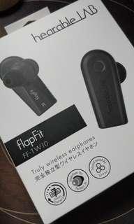 hearable LAB flapFit FF-TW10 Bluetooth Headset
