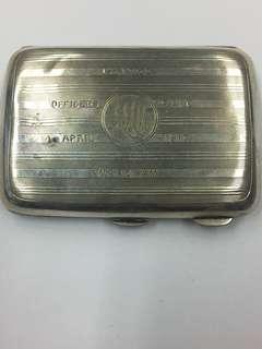 1910s 英國銀煙盒