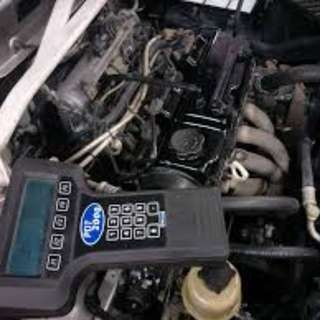 Tester PDT 2000 diagnostic proton