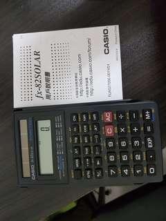 🚚 CASIO FX-82SOLAR 國考專用計算器