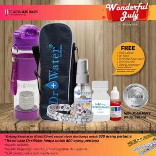 Botol Terapi Kesehatan Dr Water 650 Ml