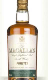 Whisky - Macallan Forties