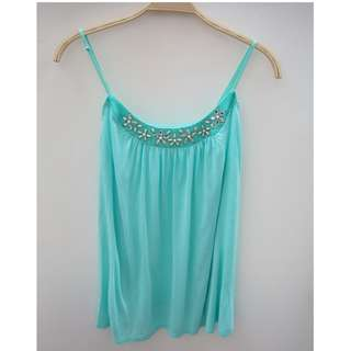 Tanktop tosca monte candy ( cutting label)