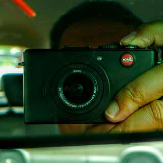 Leica D-Lux 4 Luxury Compact Camera