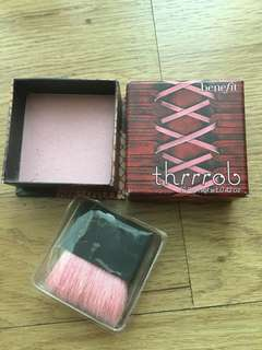 Benefit blush shade pink preloved 80 %
