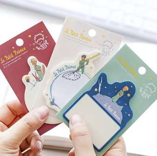 [Buy 5 Get 1 Free] Le Petit Prince Sticky Note
