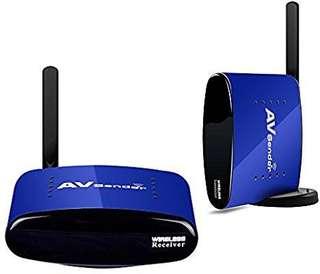 Pakite AV Sender Transmitter & Receiver!