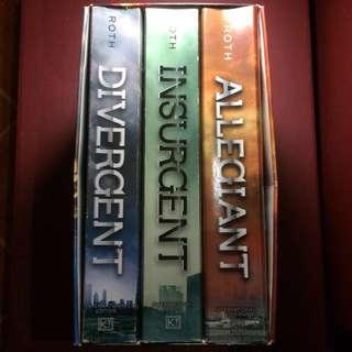 Divergent Trilogy Box Set