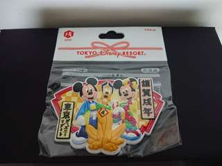 Tokyo Disneyland Magnet