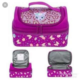 BN Smiggle Double Decker layer lunch box