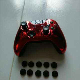 Xbox One Custom Controller, Adjustable Control Stick, Multiple Pads