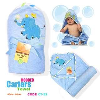 Carters Hooded Towel