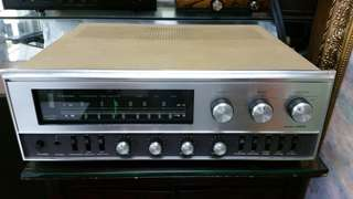 Sansui Stereo Turner Tube Amplifier model 500A..Gd  Cond