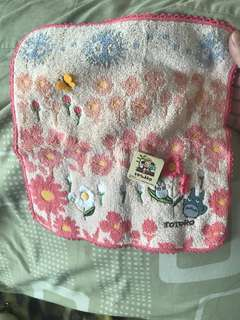 Original Totoro mini towel