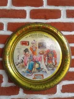 Tempat kalender Vintage