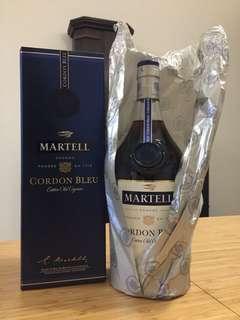 🍷1L 馬爹利Martell Cordon Bleu Cognac