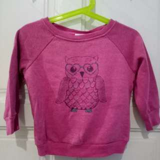 Girls Sweatshirt for winter