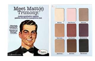 Meet Matte Trimony Eyeshadow
