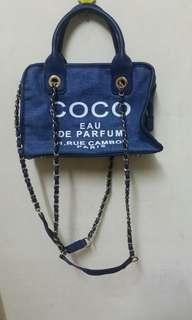 Chanel the COCO parfum bag