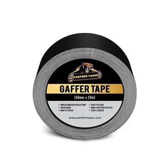Panther Gaffer Tape 48mm & 72mm available