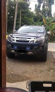 Isuzu Dmax 4x4 2.5 auto