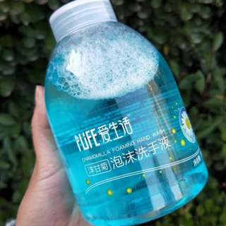 🚚 Greenleaf绿叶爱生活洋甘菊泡沫洗手液500ml