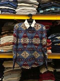 Roughrider Tribal Shirt