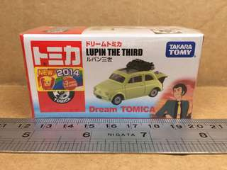 Dream Tomica Lupin the Third