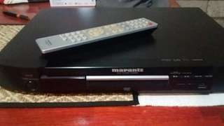 DVDvd Player,cd player and vcd(not  blue ray)model dv4003