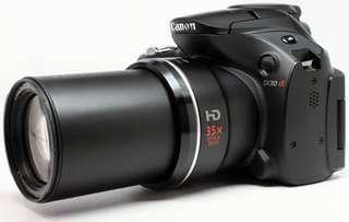 Canon powershot 35x zoom camera @ 200 sgd
