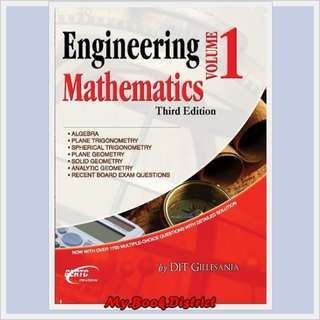Engineering Mathematics by Gillesania