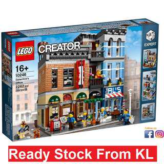 LEGO® Creator Expert Detectives Office 10246 Lego Modular Building Set