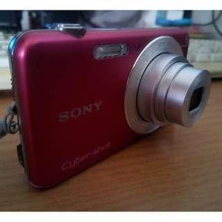 Camera Digital Sony DSC-W710 Second 16 MP
