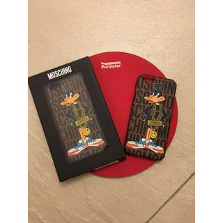MOSCHINO iphone 6S case (set of 2)