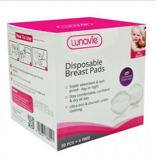 Lunavie Breast Pad