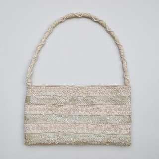 PRELOVED Bag White
