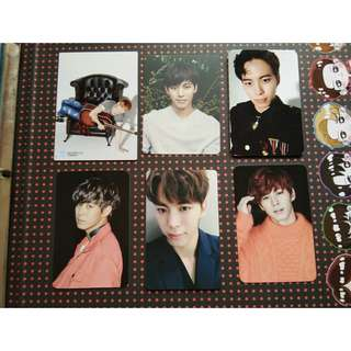 [Free pos] Official All Hongbin pc