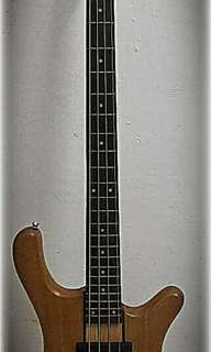 4 string Active bass