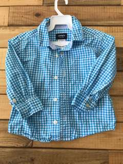 Carters Shirt Boy (US) 2-3yrs