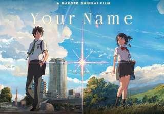 YOUR NAME/KIMI NO NAWA