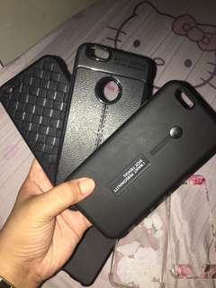 Bundle of black cases for Iphone 6s