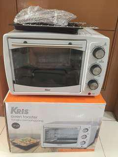 Oven toaster krisbow 19 lt