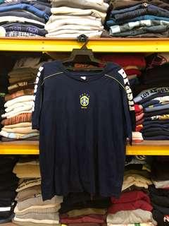 Brazil Fc Tshirt(dah kalah jgn marah ye)